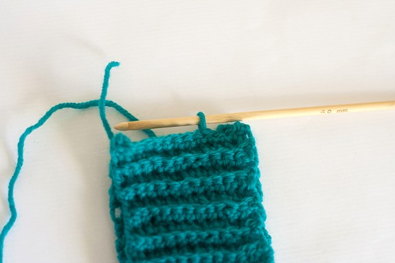 Crochet Boot Cuffs Tutorial by Francine Clouden at Make & Takes-11