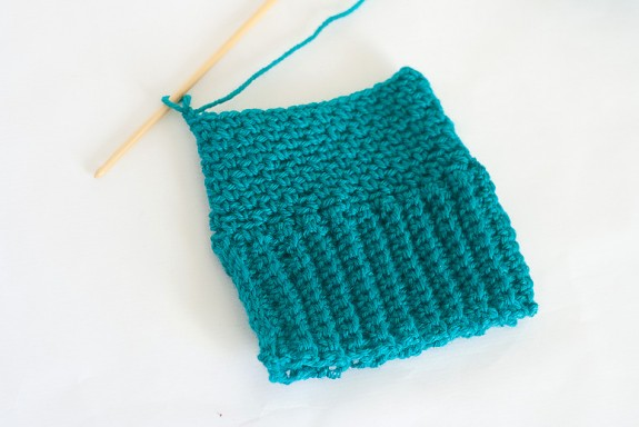 Crochet Boot Cuffs Tutorial by Francine Clouden at Make & Takes-16