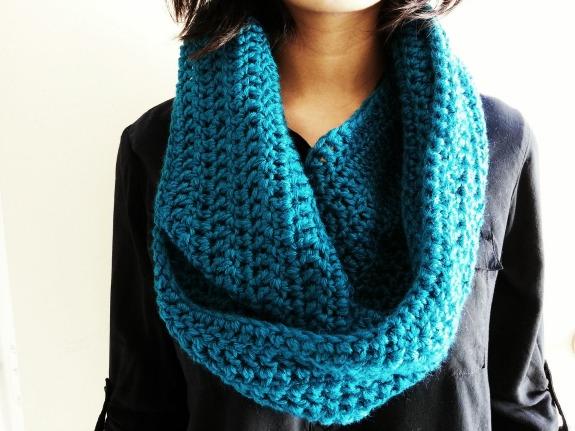 Crochet Cowl on eBay