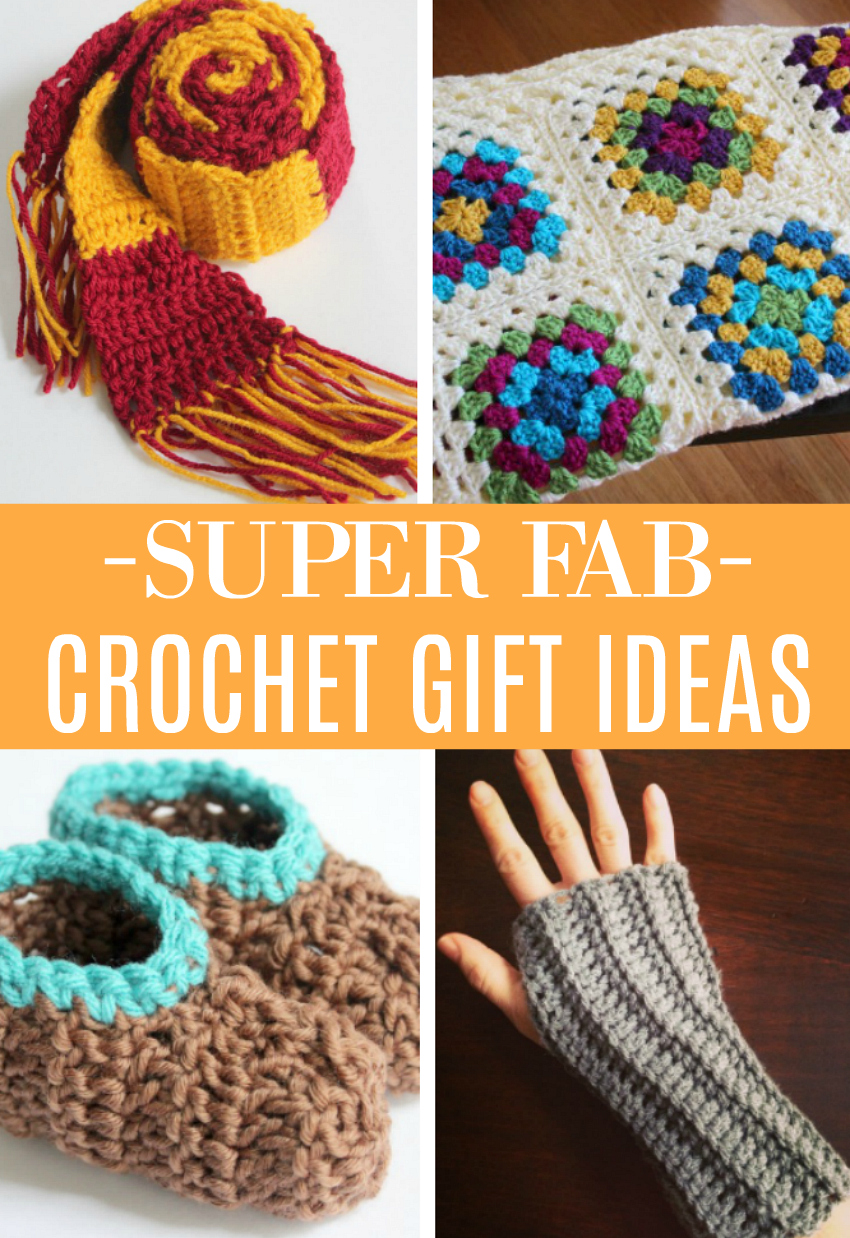 6 Super Fab Crochet Projects For Gift Ideas Make And Takes
