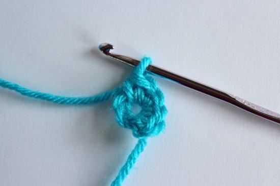 Crochet Mini Circles 4