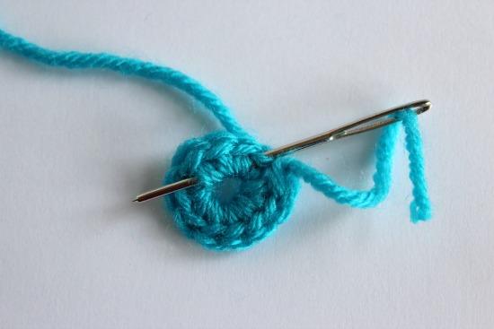 Crochet Mini Circles 7