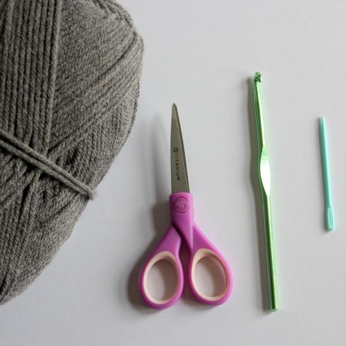Crochet Pattern Supplies