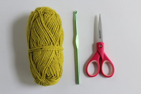Crochet Snake Supplies