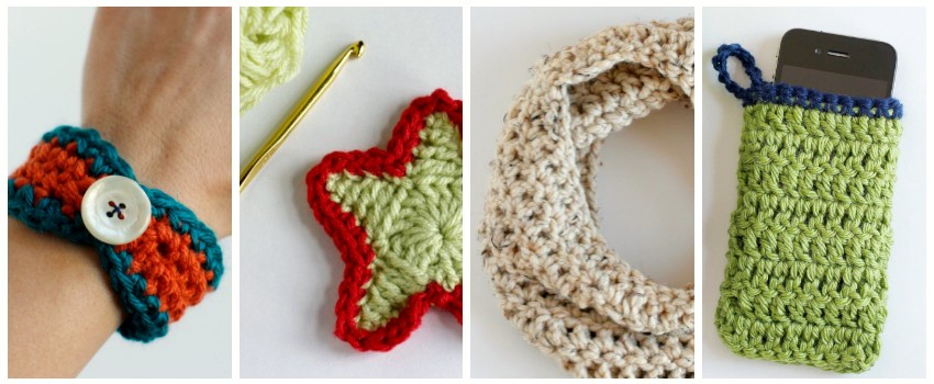Crochet a Day Collage for Featured
