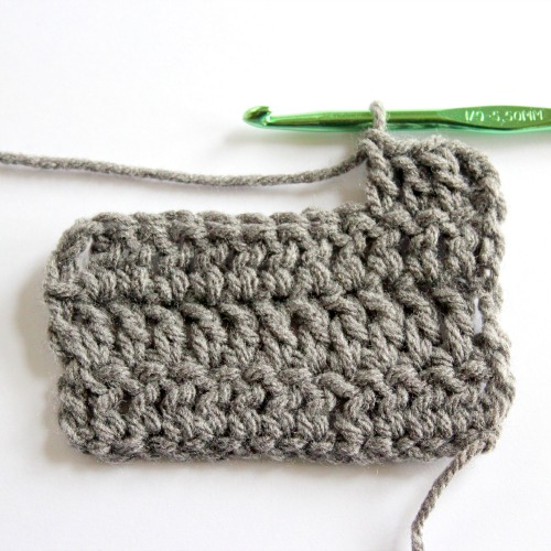 Crocheting a Scarf