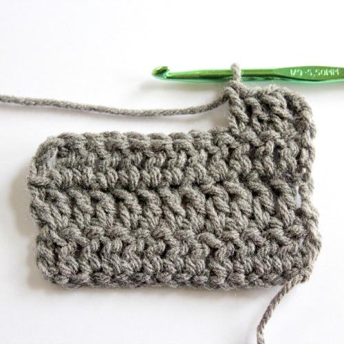 Crocheting a Scarf