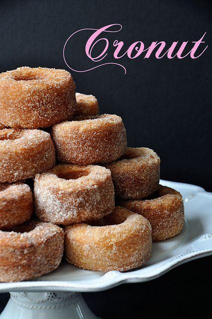 Homemade Cronut Recipe from alifewelllivedblog.com