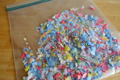 Crushed Egg Shells