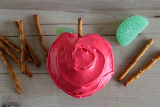 Cupcake Apples