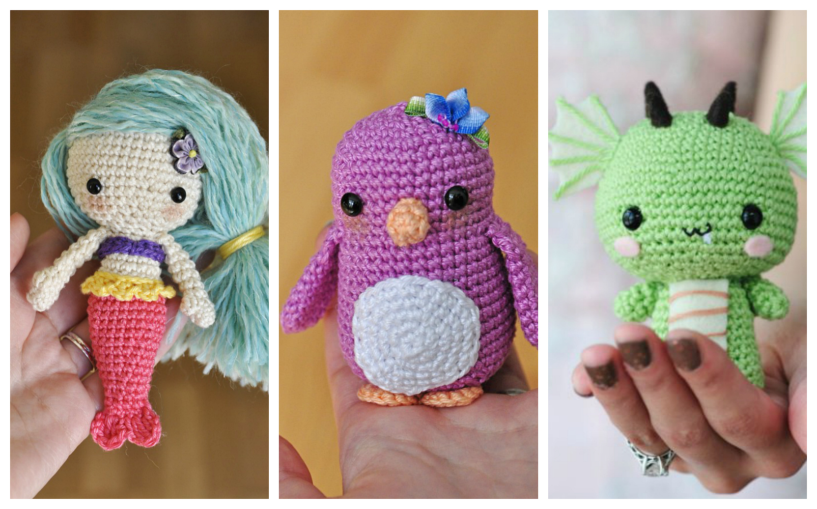 Forget Karma, These Tiny Crochet Chameleons Will Save Us All … Now ... | 1000x1605