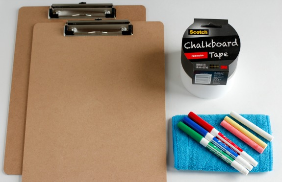 DIY Clipboard Making Supplies