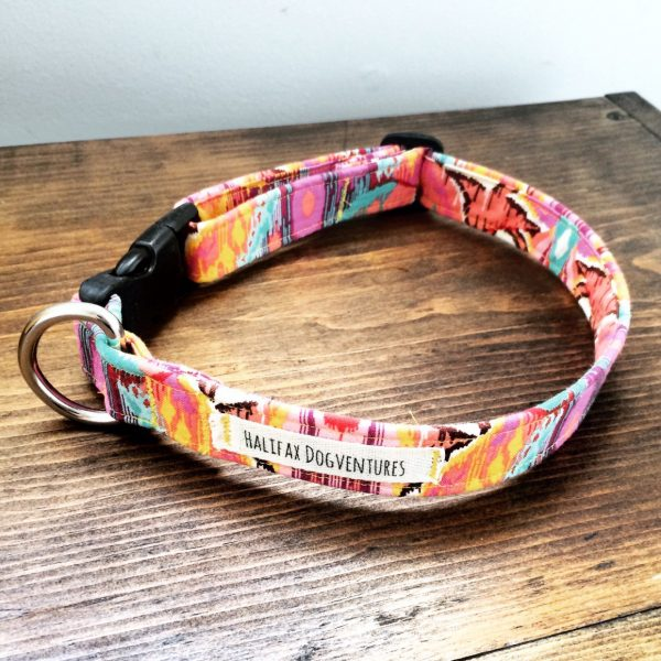 DIY Dog Collar Adjustable