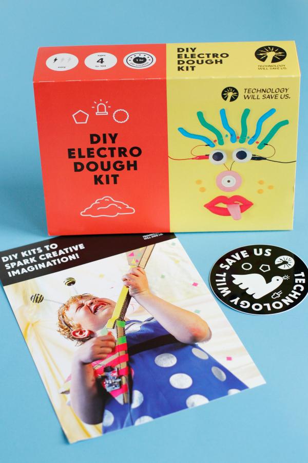DIY Electro Dough Kit for Kids