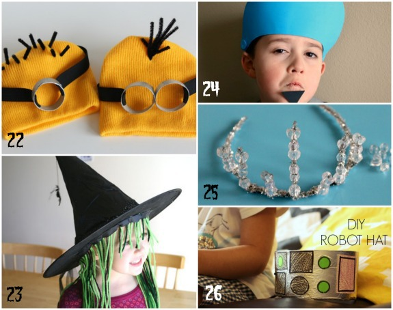 DIY Halloween Costumes for Kids makeandtakes.com
