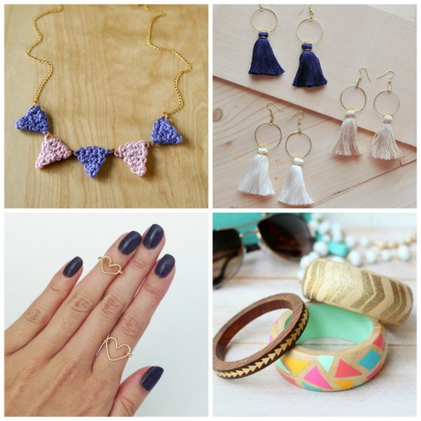 DIY Tween Maker Jewelry Crafts