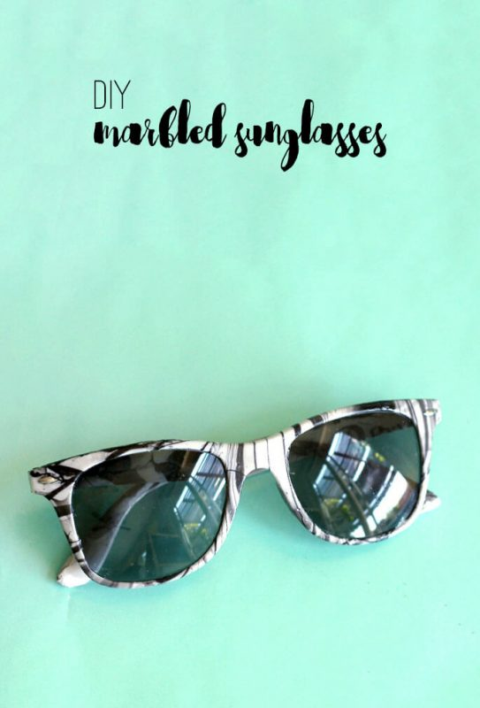 diy-marbled-sunglasses
