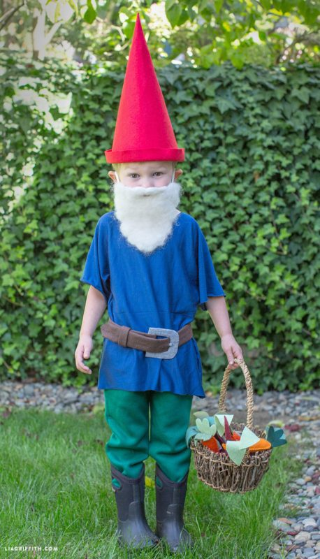 DIY Gnome Costume