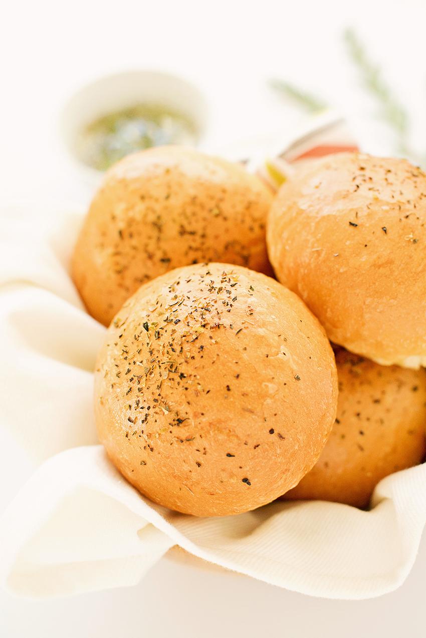 Rosemary Artisan Bread