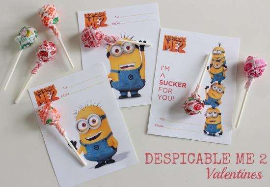 Despicable-Me-2-Valentines-Printables @makeandtakes.com