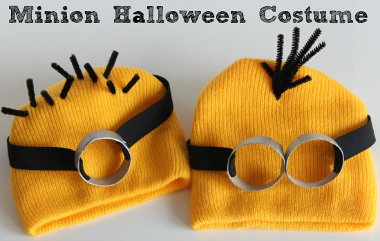 Despicable Me Minion Costume makeandtakes.com