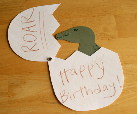 Dinosaur Birthday Party Invitations