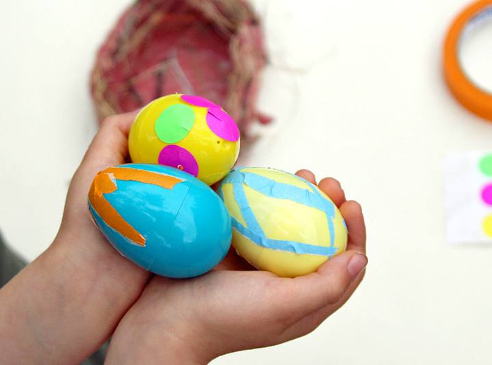 Dinosaur Eggs Craft