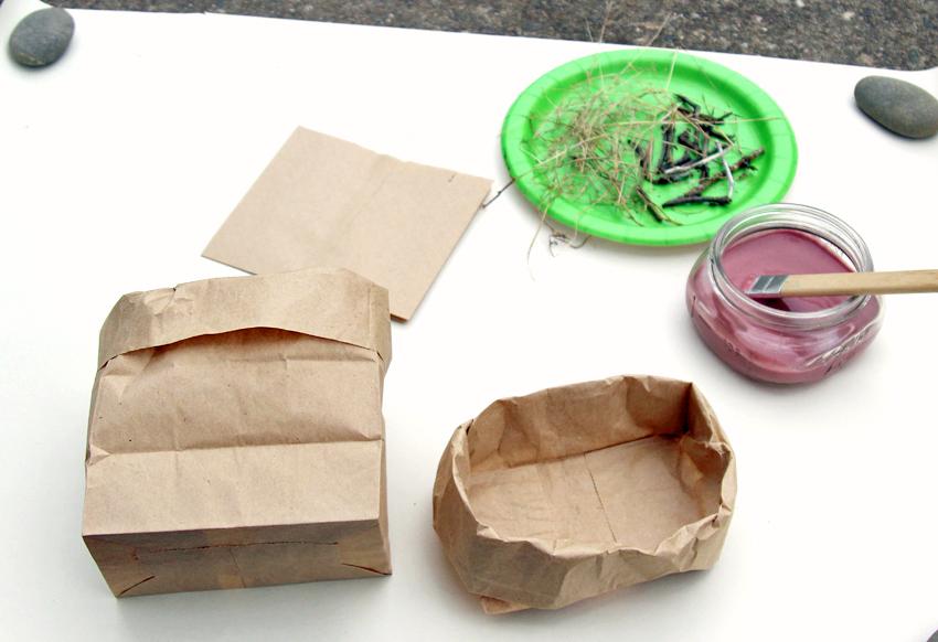 Dinosaur Nest Craft Supplies