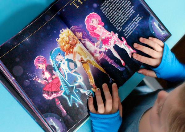 Disney Star Darling Book Series