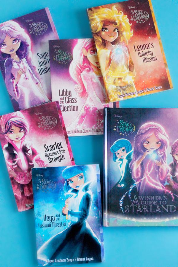 Disney Star Darlings Book Series for Kids