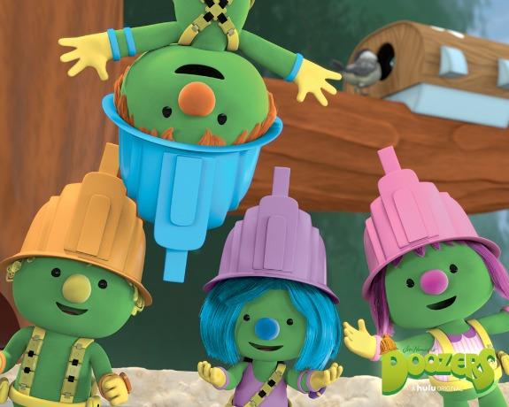 Doozers Kids Show on Hulu