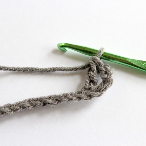 Double Crochet Stitches