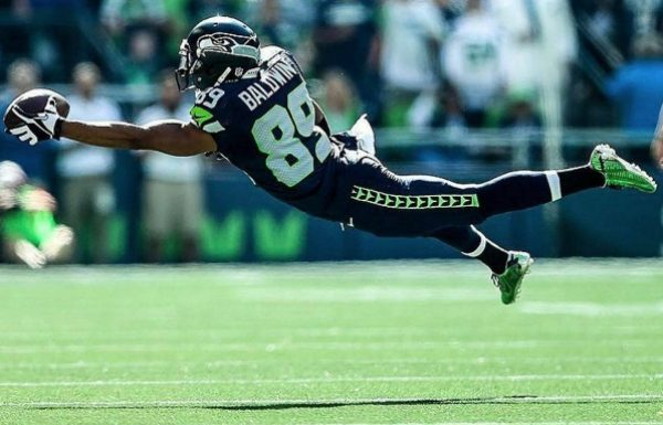 Doug Baldwin Seattle SeaHawks