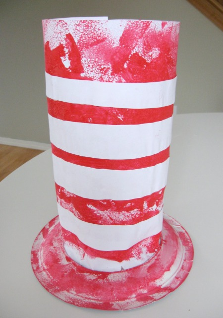 Dr. Seuss Crafts to Celebrate Cat in the Hat