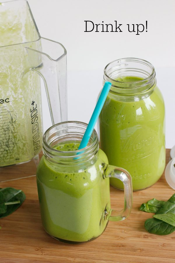 Drink Up Green Smoothies