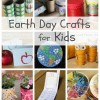 Earth Day Crafts for Kids makeandtakes.com