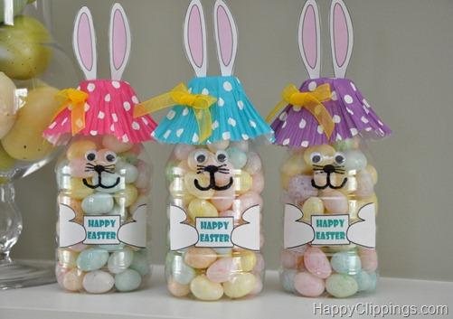 Easter Bunny Bottle