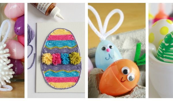 Easter Kids Crafts and Activities