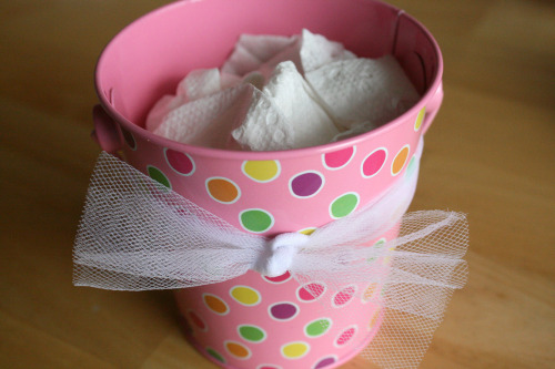 Easter Spring Bucket