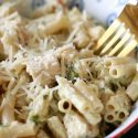 Easy Chicken Pesto Pasta for Dinner