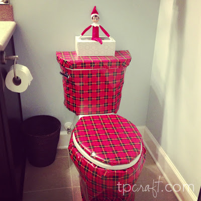 Toilet Wrapping Paper