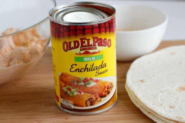 Enchilada Sauce for Chicken Enchiladas