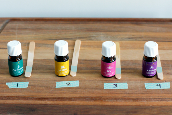 Exploring Our Sense of Smell with Essential Oils