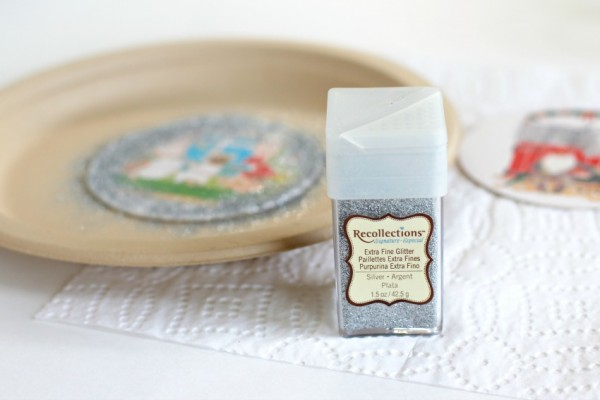 Extra Fine Glitter for Vintage Ornaments