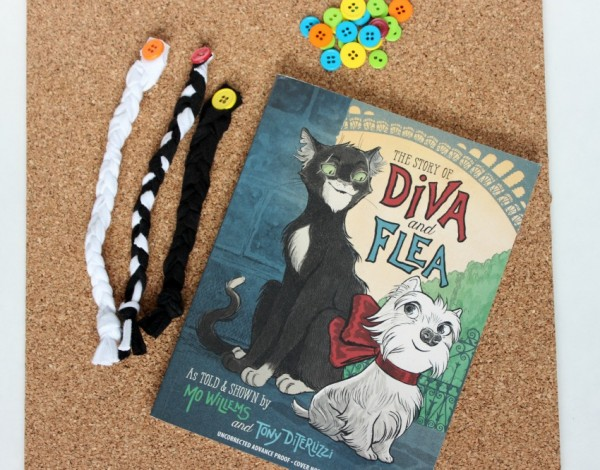 Fabric Friendship Bracelets for kids