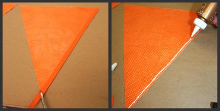 Fabric Triangles