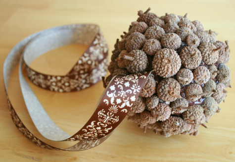 Fall Acorn Craft