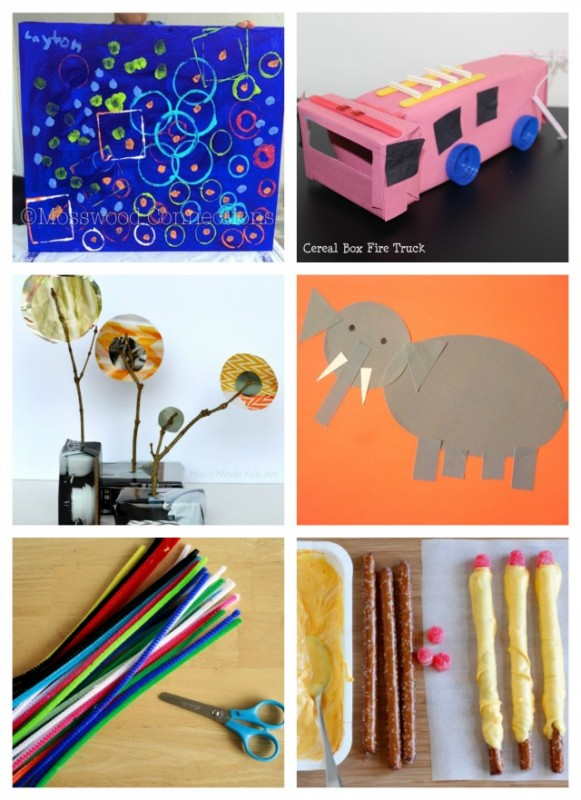 Family Crafts for Kids