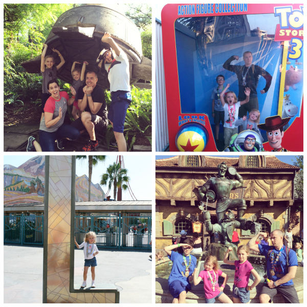 Family Photo Ops at Disney Parks