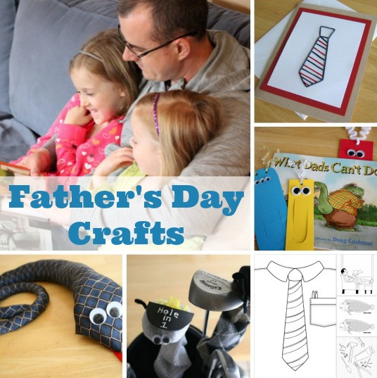 10 Last Minute Father 39 S Day Crafts For Kids Make And Takes